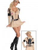 Sexy Secret Wishes Ghostbuster Costume, halloween costume (Sexy Secret Wishes Ghostbuster Costume)