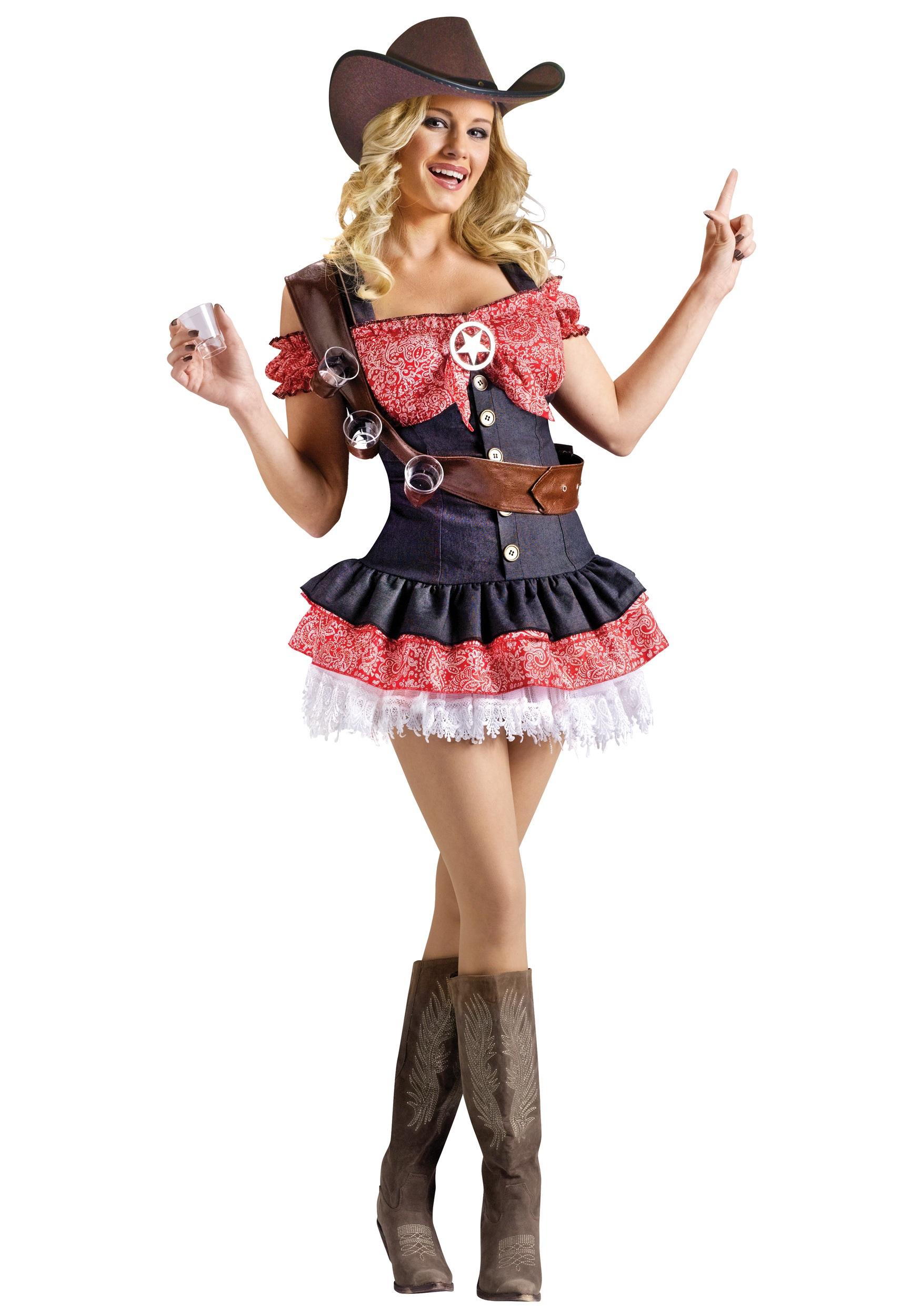 Sexy Shotgun Sheriff Costume  sc 1 st  Halloween Costumes & Sexy Shotgun Sheriff Costume - Halloween Costumes
