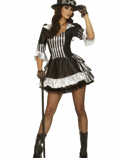 Sexy Steam Dream Costume, halloween costume (Sexy Steam Dream Costume)
