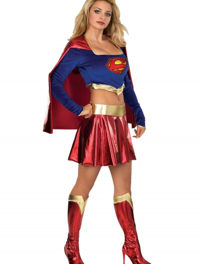 Sexy Supergirl Costume, halloween costume (Sexy Supergirl Costume)