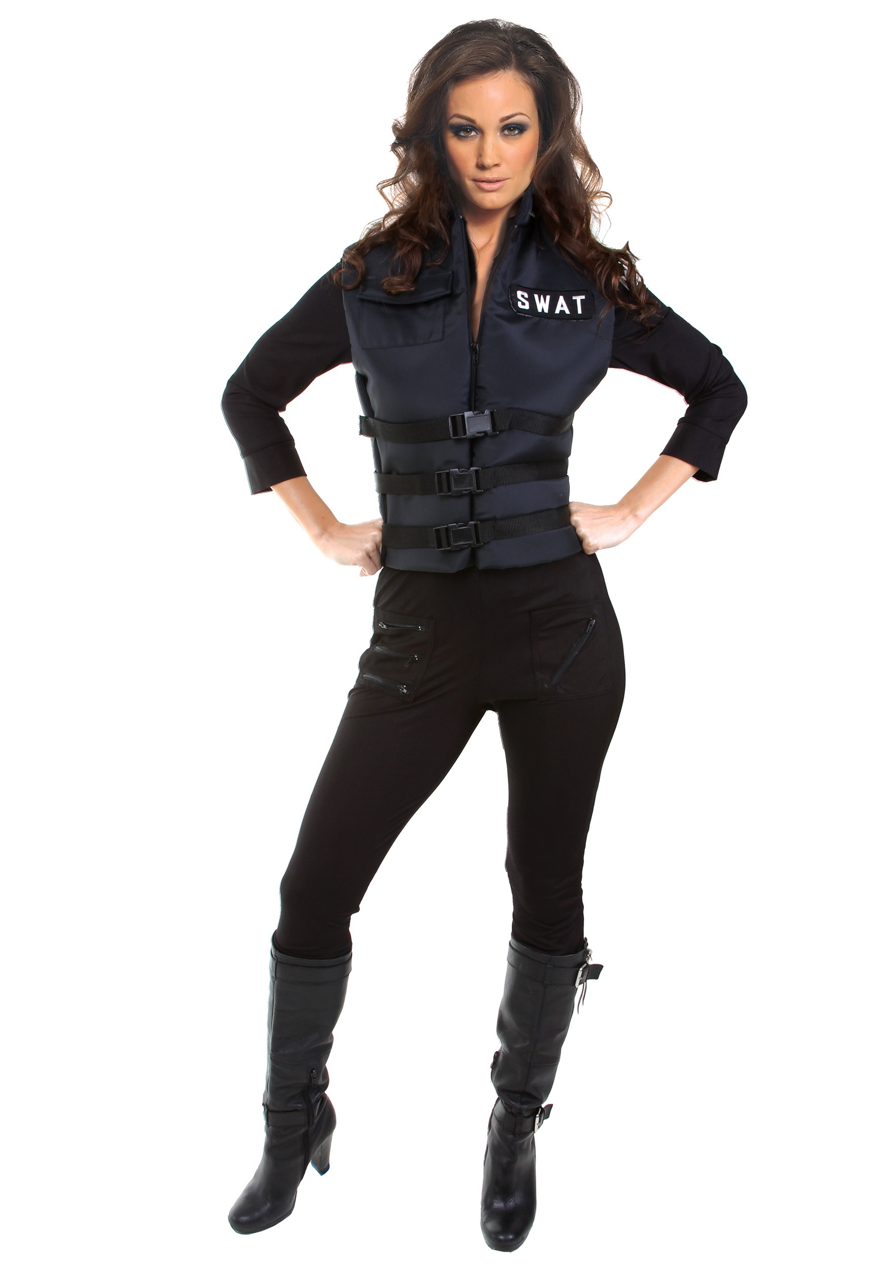 sexy swat girl costume - Tough Girl Halloween Costumes