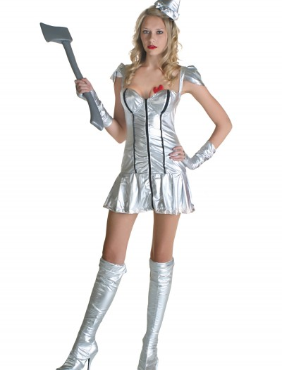 Sexy Metal Girl Costume, halloween costume (Sexy Metal Girl Costume)