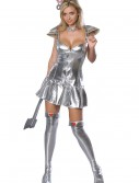 Sexy Tin Woman Costume, halloween costume (Sexy Tin Woman Costume)