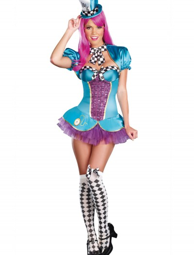 Sexy Totally Mad Costume, halloween costume (Sexy Totally Mad Costume)
