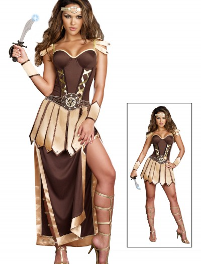 Sexy Trojan Warrior Costume, halloween costume (Sexy Trojan Warrior Costume)