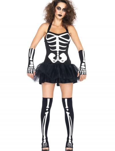 Sexy Undead Skeleton Costume, halloween costume (Sexy Undead Skeleton Costume)