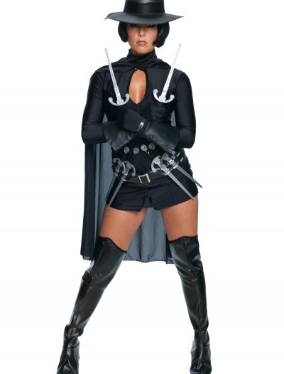 Sexy V is for Vendetta Costume, halloween costume (Sexy V is for Vendetta Costume)