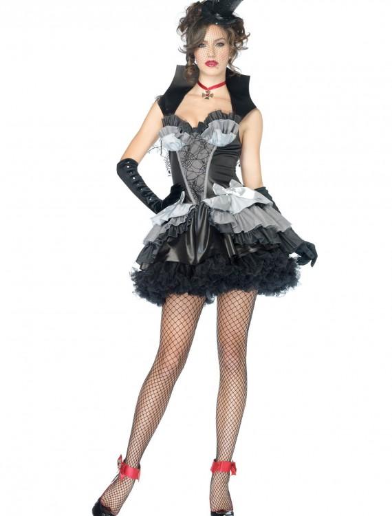 Sexy Vampire Queen Costume, halloween costume (Sexy Vampire Queen Costume)
