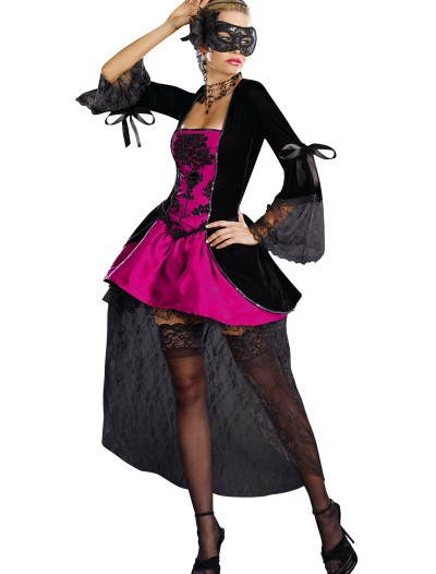 Sexy Venetian Masquerade Costume, halloween costume (Sexy Venetian Masquerade Costume)