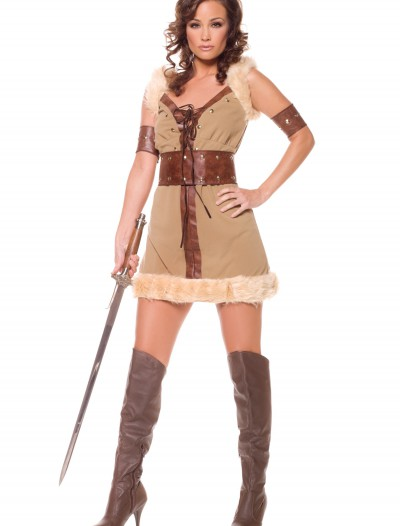 Sexy Viking Costume, halloween costume (Sexy Viking Costume)