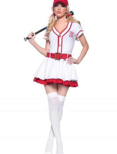 Sexy Vintage Baseball Costume, halloween costume (Sexy Vintage Baseball Costume)