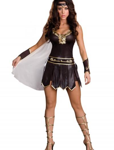 Sexy Warrior Babe Costume, halloween costume (Sexy Warrior Babe Costume)