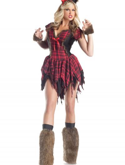 Sexy Werewolf Costume, halloween costume (Sexy Werewolf Costume)