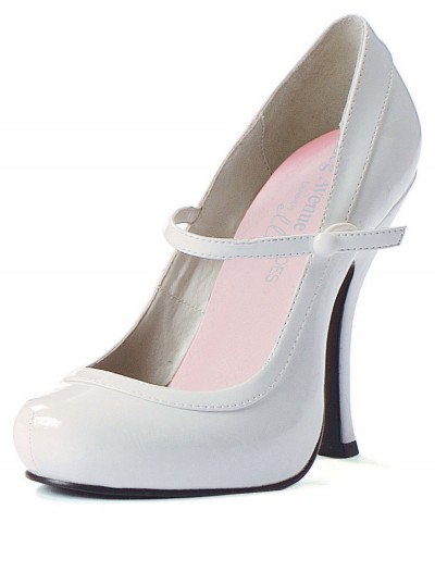 Sexy White Heels, halloween costume (Sexy White Heels)