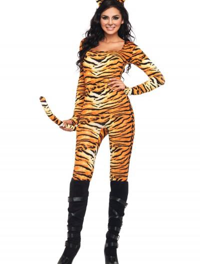 Sexy Wild Tiger Costume, halloween costume (Sexy Wild Tiger Costume)