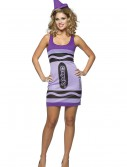 Sexy Wisteria Crayon Dress, halloween costume (Sexy Wisteria Crayon Dress)