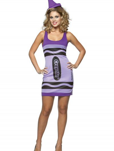 Sexy Wisteria Crayon Dress, halloween costume (Sexy Wisteria Crayon Dress)