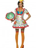 Sexy Womens Clown Costume, halloween costume (Sexy Womens Clown Costume)