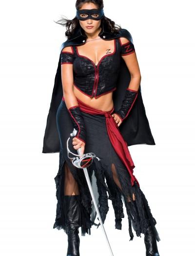 Sexy Zorro Costume, halloween costume (Sexy Zorro Costume)