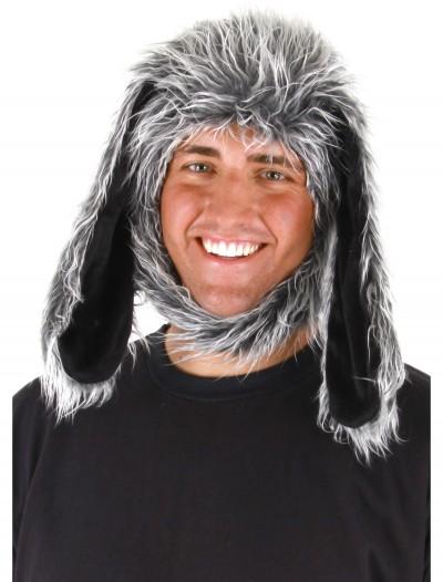 Shaggy Dog Hoodie Hat, halloween costume (Shaggy Dog Hoodie Hat)