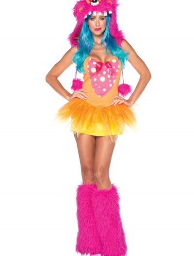Shaggy Shelly Monster Costume, halloween costume (Shaggy Shelly Monster Costume)