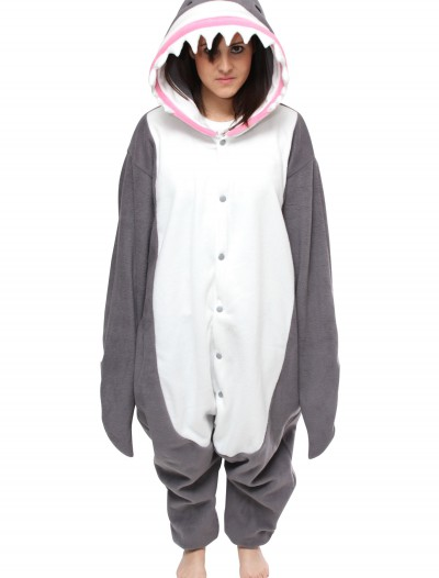 Shark Pajama Costume, halloween costume (Shark Pajama Costume)