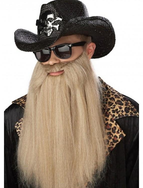 Sharp Dressed Man Beard, halloween costume (Sharp Dressed Man Beard)