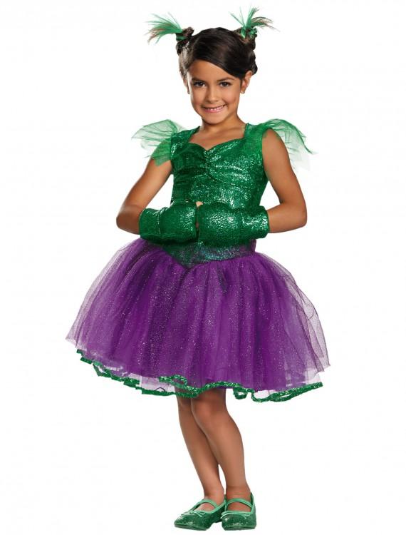 She Hulk Tutu Prestige Costume, halloween costume (She Hulk Tutu Prestige Costume)