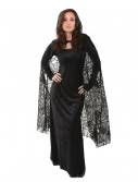 Sheer Spiderweb Cape, halloween costume (Sheer Spiderweb Cape)