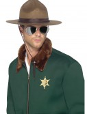 Sheriff Hat, halloween costume (Sheriff Hat)