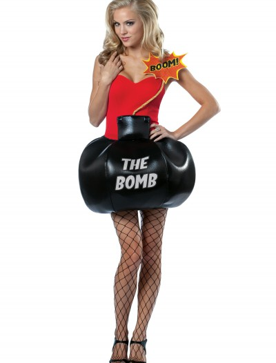 She's the Bomb Costume, halloween costume (She's the Bomb Costume)