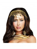 Shimmering Gold Coin Crown, halloween costume (Shimmering Gold Coin Crown)