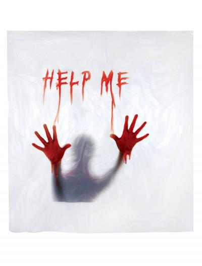 Shower Curtain Help Me, halloween costume (Shower Curtain Help Me)