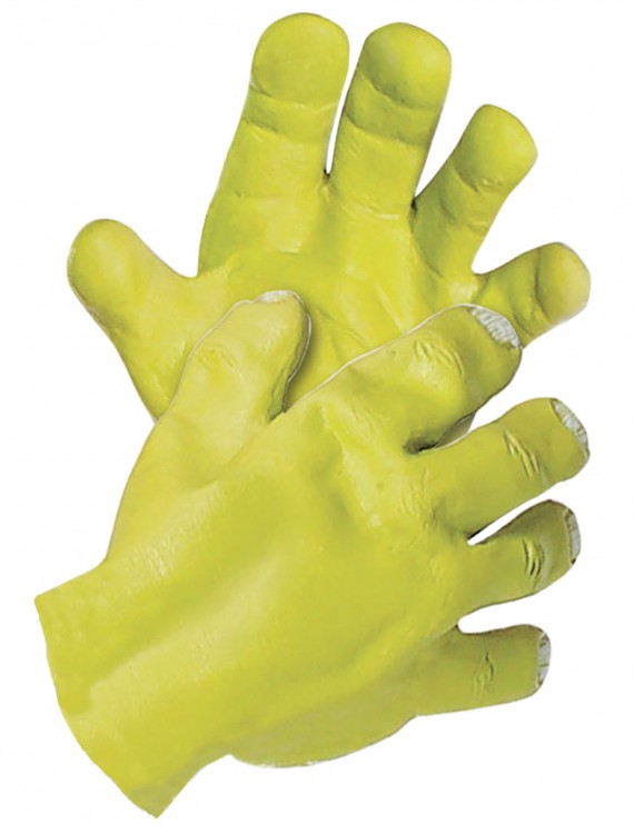 Shrek Hands, halloween costume (Shrek Hands)
