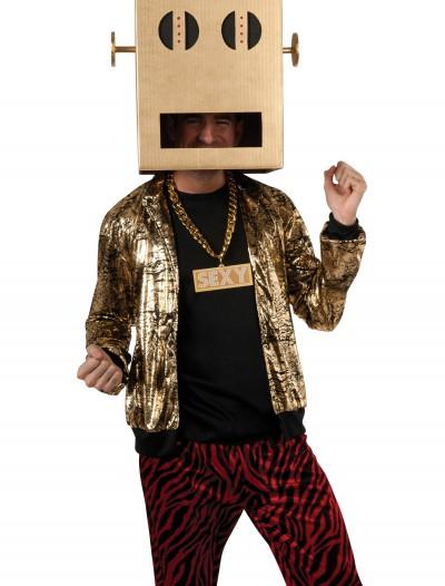 Shuffle Bot Costume, halloween costume (Shuffle Bot Costume)
