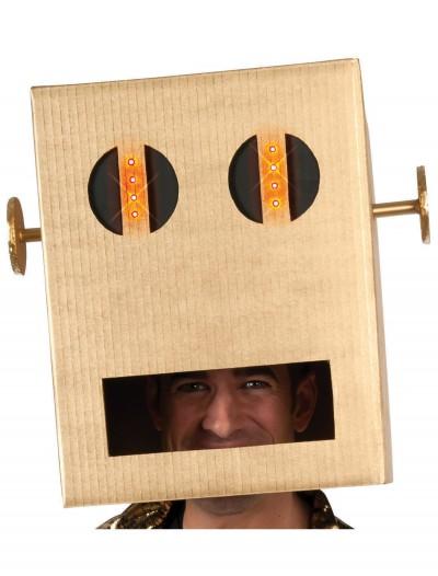 Shuffle Bot Headpiece w/LED, halloween costume (Shuffle Bot Headpiece w/LED)