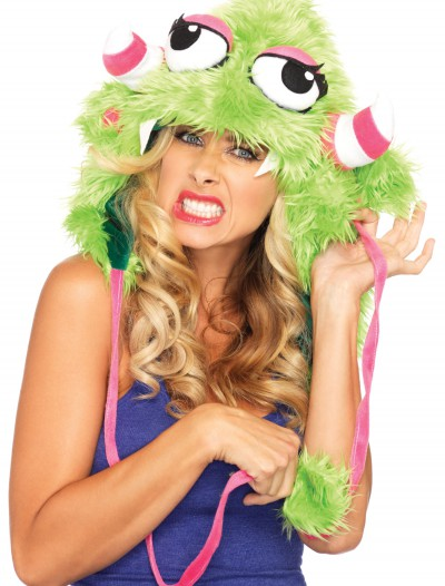 Silly Billy Furry Monster Hood, halloween costume (Silly Billy Furry Monster Hood)