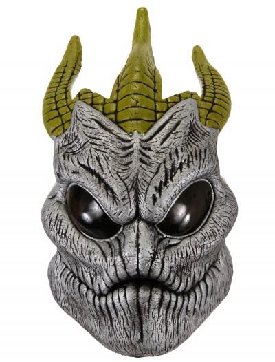 Silurian Half EVA Mask, halloween costume (Silurian Half EVA Mask)