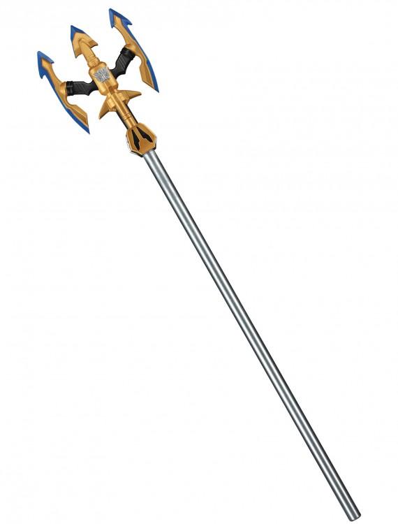 Silver Special Ranger Trident Spear, halloween costume (Silver Special Ranger Trident Spear)
