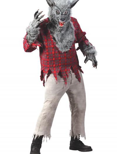 Silver Werewolf Costume, halloween costume (Silver Werewolf Costume)