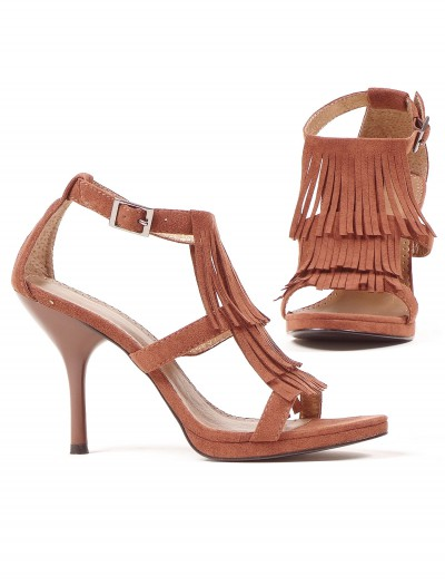 Sioux Sandal Heels, halloween costume (Sioux Sandal Heels)