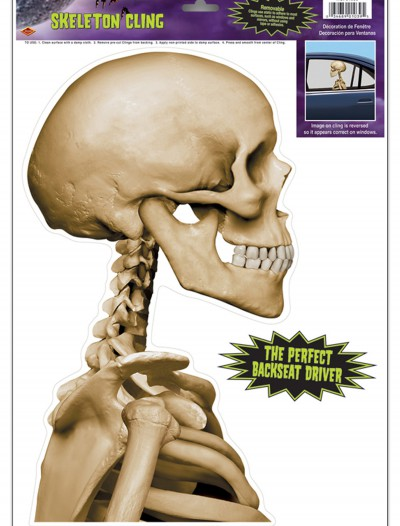 Skeleton Backseat Driver, halloween costume (Skeleton Backseat Driver)