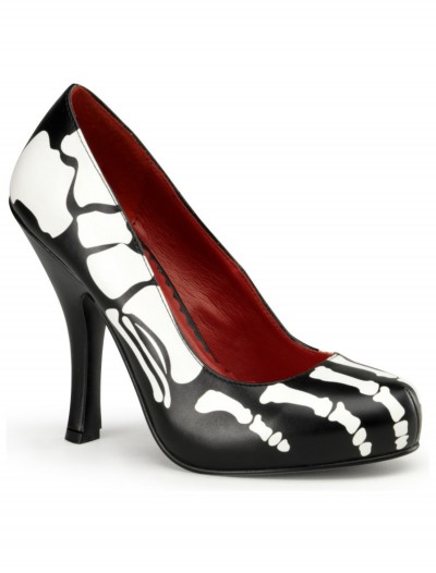Skeleton High Heels, halloween costume (Skeleton High Heels)