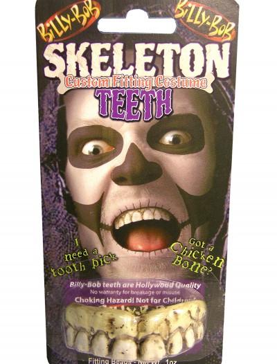 Skeleton Teeth, halloween costume (Skeleton Teeth)