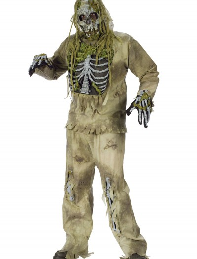 Skeleton Zombie Costume, halloween costume (Skeleton Zombie Costume)