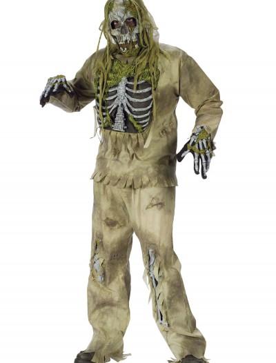Skeleton Zombie Costume, halloween costume (Skeleton Zombie Costume)