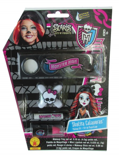 Skelita Calaveras Makeup Kit, halloween costume (Skelita Calaveras Makeup Kit)