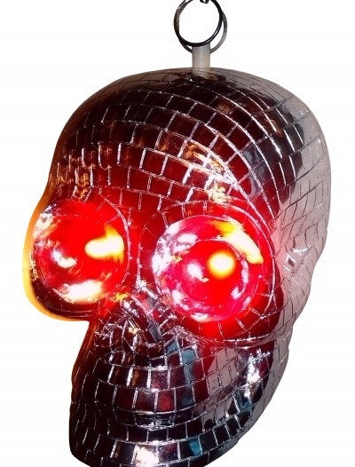 Skull Disco Ball, halloween costume (Skull Disco Ball)