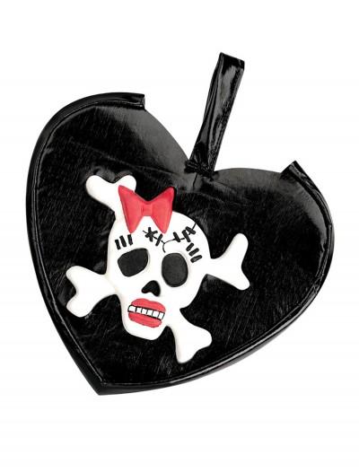Skull Handbag Purse, halloween costume (Skull Handbag Purse)