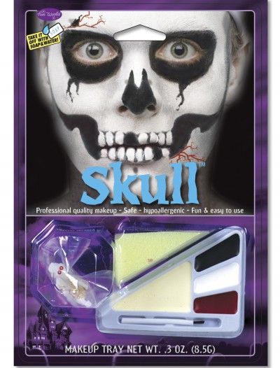 Skull Makeup Kit, halloween costume (Skull Makeup Kit)